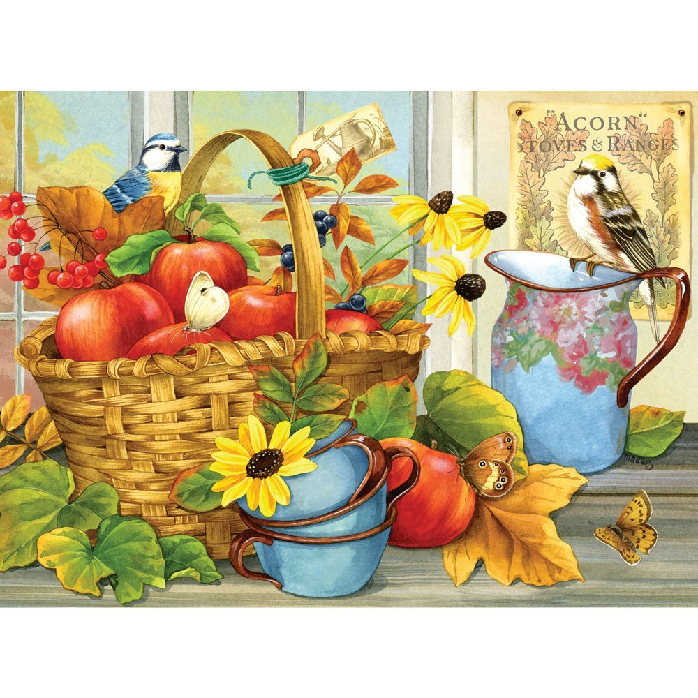 Buy Bits and Pieces - 1000 Piece Jigsaw Puzzle - September ...