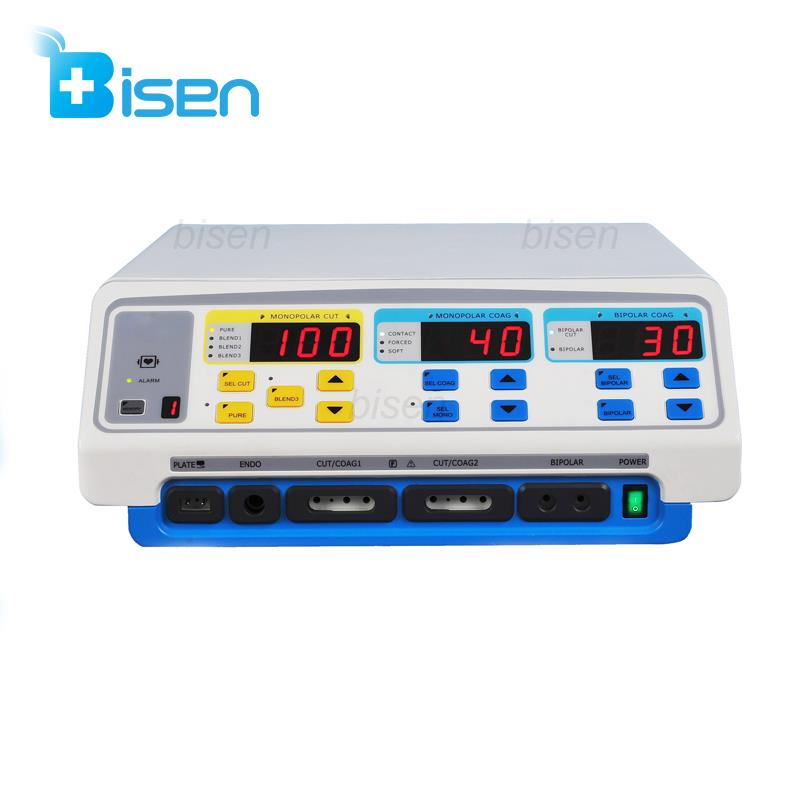 Cheap Price Unit High Frequency Generator Diathermy Electrosurgical Machine 400w Surgical Cautery