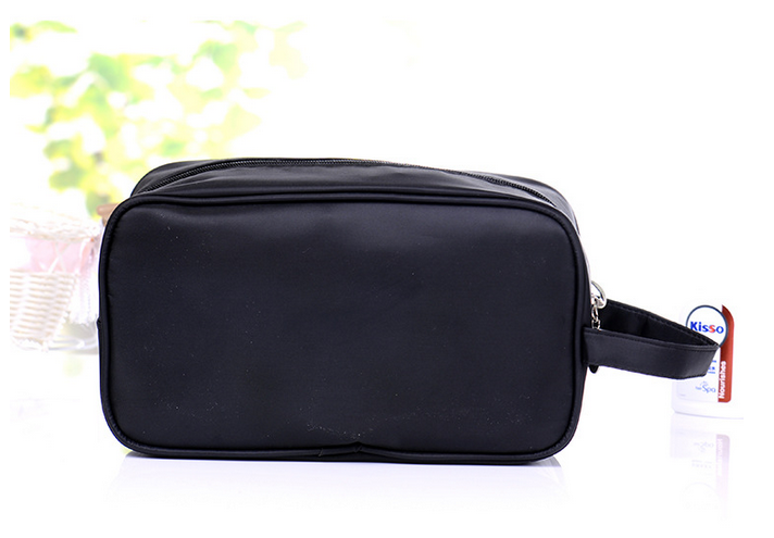 Promotional Travel Protable Hard Case Rectangular Cosmetic Bag