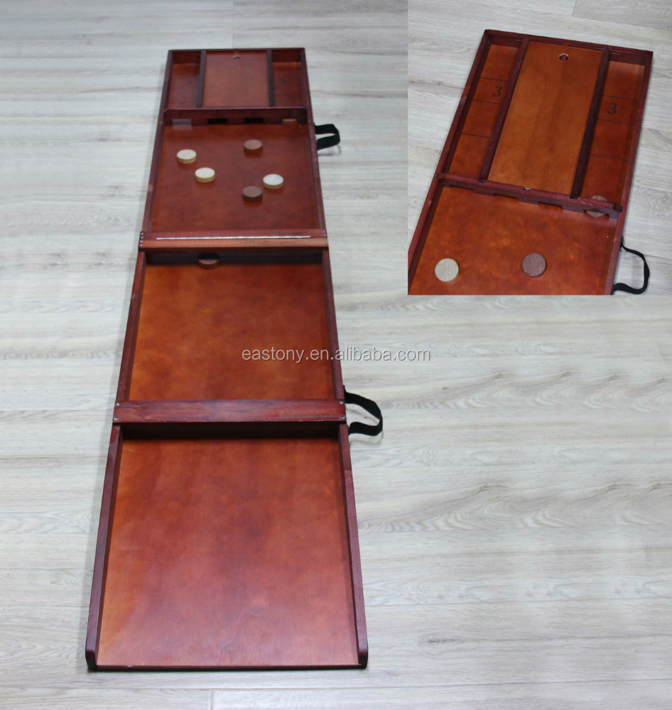 Tabletop Shuffleboard Curling Set Product On Alibaba