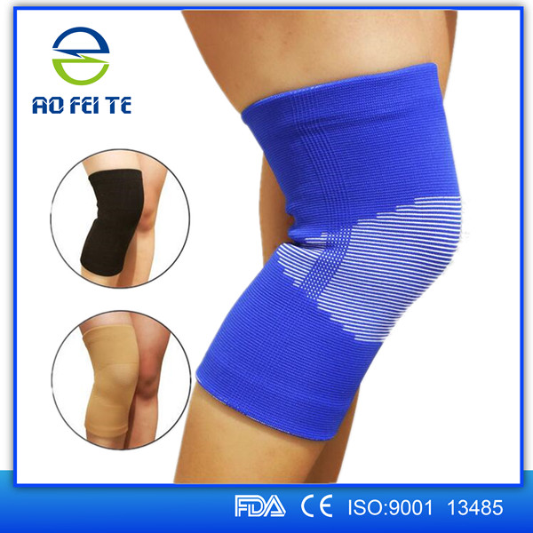 2017 Hot Sale Open Adjustable Knee Patellar Tendon Strap / Knee Support / Brace / Wrap for Orthopedic / Sports Kneecap