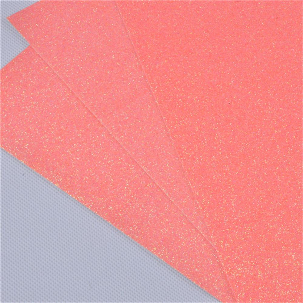 free sample verfügbar blingbling regenbogen orange glitter papier ...