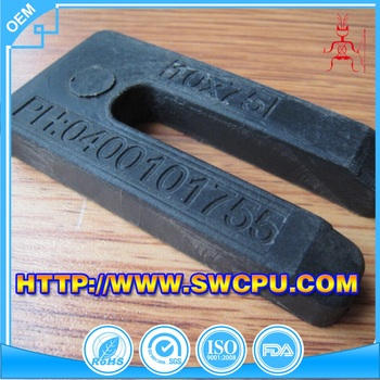 Horseshoe Plastic Shims/ Plastic Gaskets/ Plastic Spacers - Buy ...