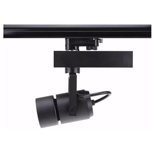 Flicker free beam angle adjustable 10-70 degree Ra97 15W led spot track light 20W with 5 years warranty