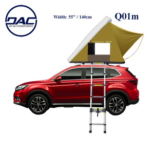 55' Electric 4WD Car Roof Top Tent 4X4 for Adventure Camping
