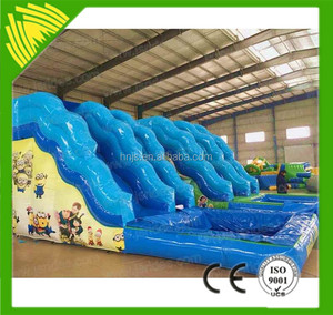 Giant Used Inflatable Water Slide For Sale Adult Size Inflatable Water Slide