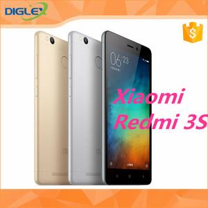 2016 Hot Sale cheap price xiaomi redmi 3s ROM 16GB/32GB RAM 2GB MIUI 7 5 OP  5 0 inch Display original cell phone online