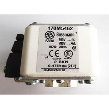 170M4466 630A 690V 1BKN/50 AR UC High-speed square body fuse-link