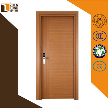 Customized Modern Interior Mdf Doorssolid Wooden Door Malaysiapvc