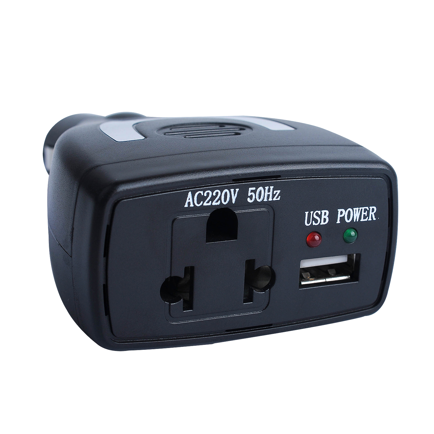 75W car inverter 12v to 220v dc ac car power inverter for laptop MP3 camera