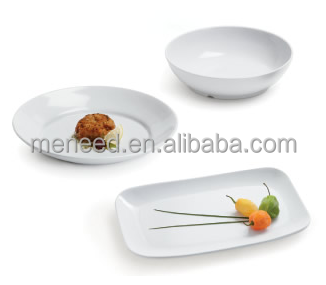 melamine look and feel like ceremic support for decorative plate decroative salad plate