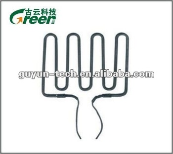 electric flexible microwave oven heating element
