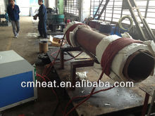 indction heating equipment for pipe PWHT