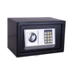 Modern design electronic bedside table eagle manual coin safe box