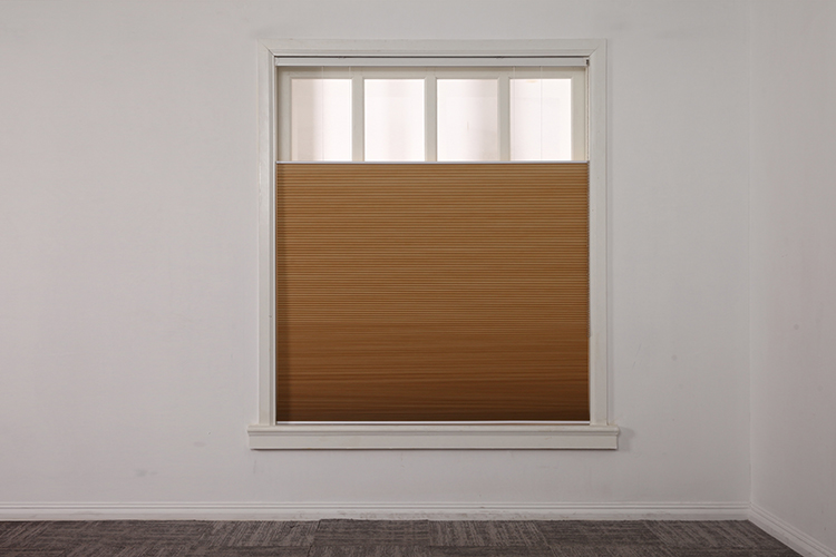 Hot sale cellular shades fire proof commercial blinds jalousie window sizes