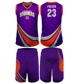 0ddd4cf5478 Basketball Uniform Best Latest Custom Sublimation Blank Reversible Dry Fit Basketball  Jersey Design Achieve Sportswear