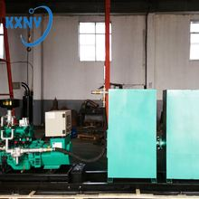 water-cooled diesel genset manufacture natural gas power generator
