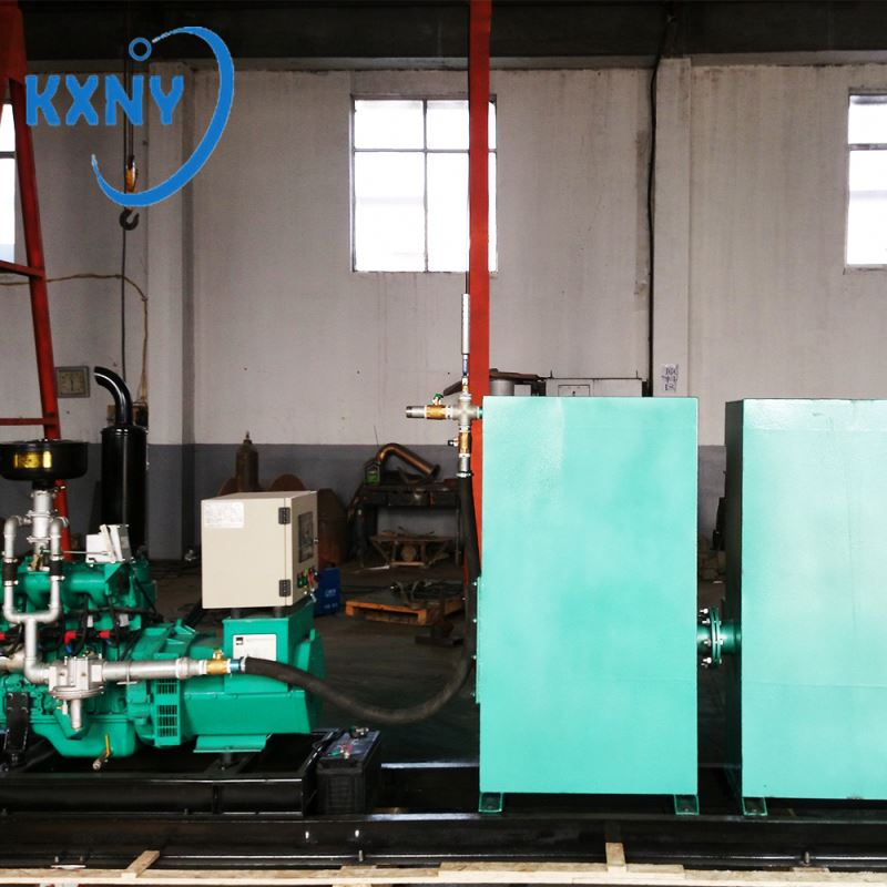 water-cooled syngas genset manufacture natural gas power generator