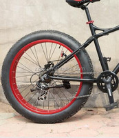 26*4 bicycle fat tire wide tire