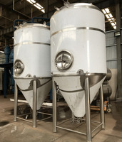 Large capacity 1000-5000 liter wine fermentation tank with the factory price
