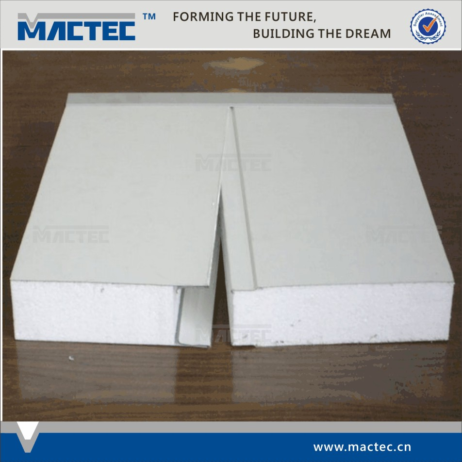High Quality Insulated Aluminum Roof Sandwich Panel