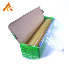China heat resistant cling pallet stretch film for food