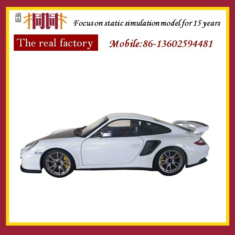 1: 18 scale model car toy mz custom alloy guangdong diecast car models factory