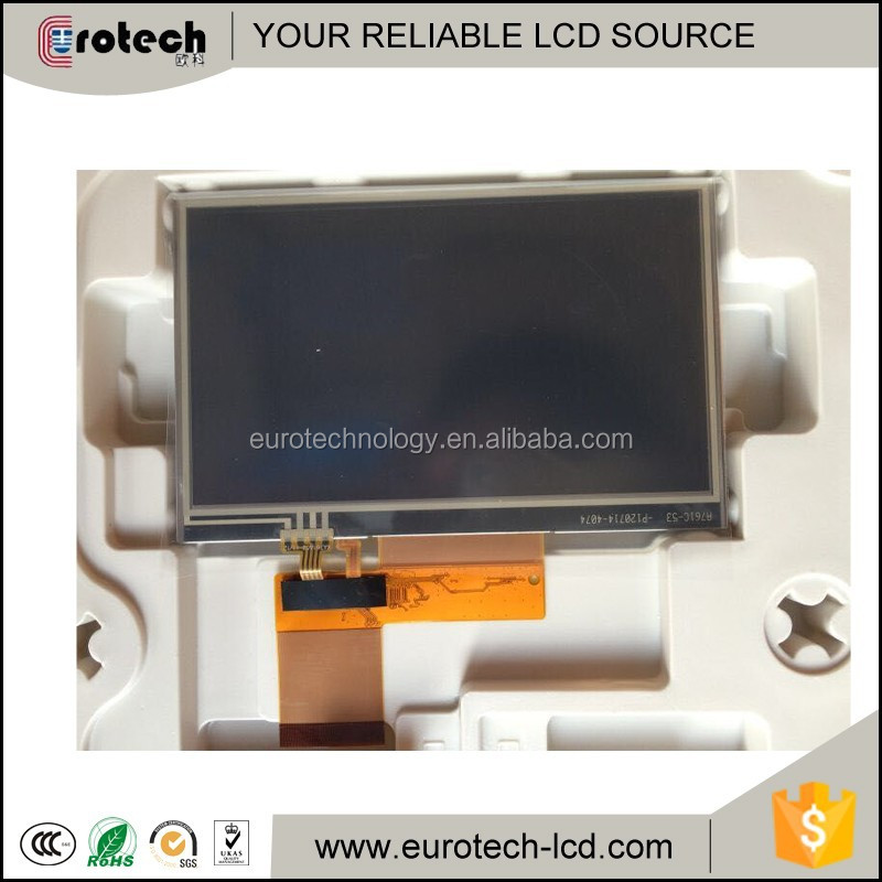 Factory production 4.3 inch lcd panel LQ043T3DG02 with good price