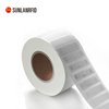 Free Sample ISO14443A 13.56MHZ Tamper Proof RFID NFC label sticker
