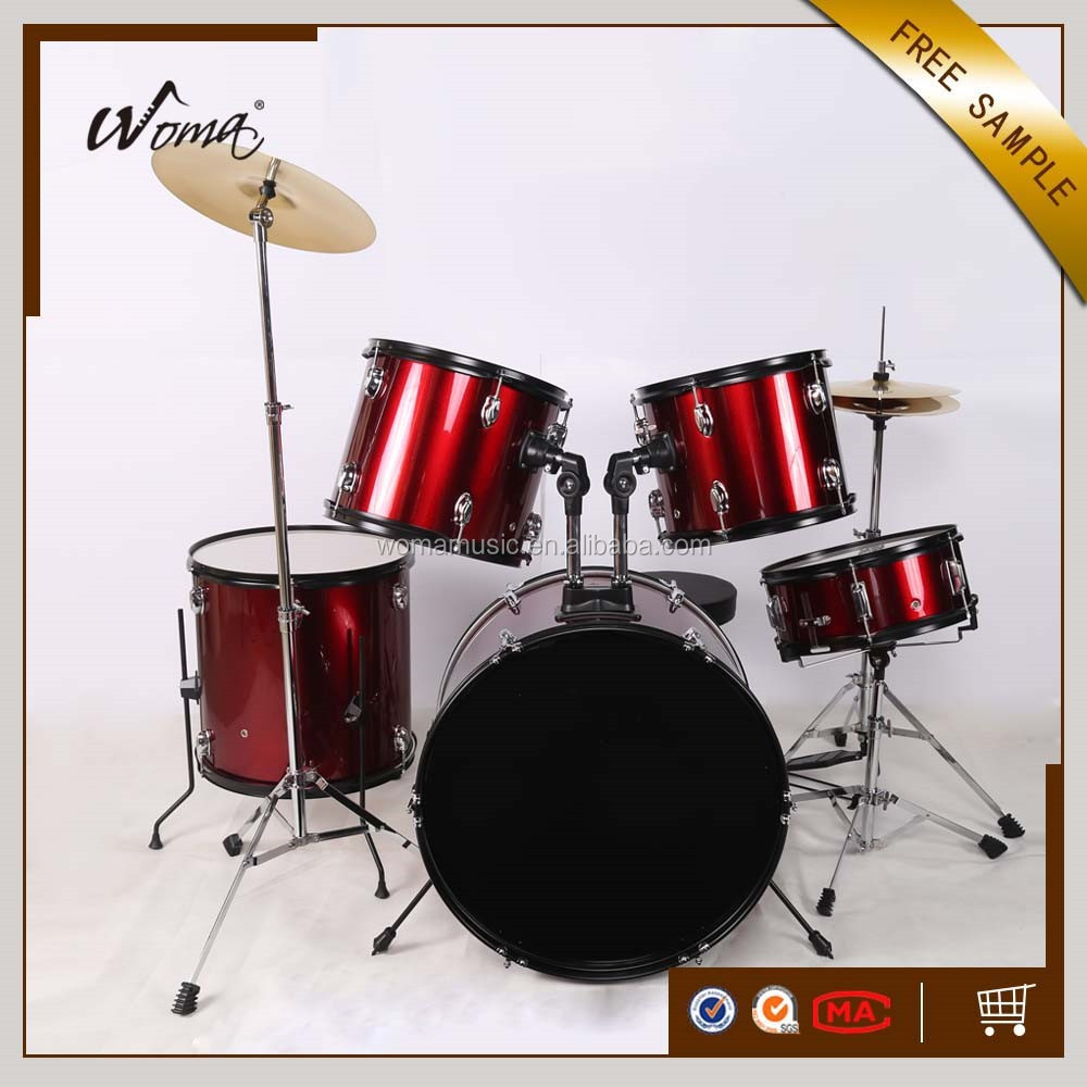 2017 New Professional 5PCS PVC Drum Set With Cheapest Price