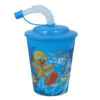 Kids 3D Factory Directly Wholesale plastic coffee cups mugs with lid