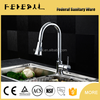 ABS Plastic Kitchen Water Tap/faucet/swan Sink Cock