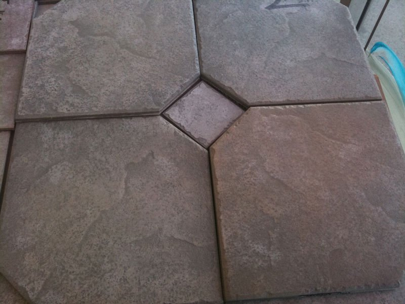 Dal Tile French Quarter Orleans Moss Hex 12x12 Mardigras Product On Alibaba