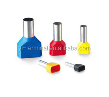 Electric Cable Crimp Insulated Double Crimp Terminals - Buy Europ Wire on