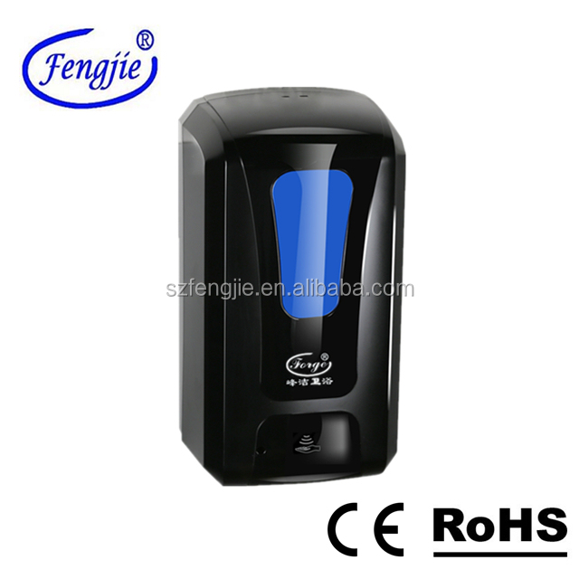 F1408 Foam auto soap dispenser alcohol spray with 1000ml disposable bag