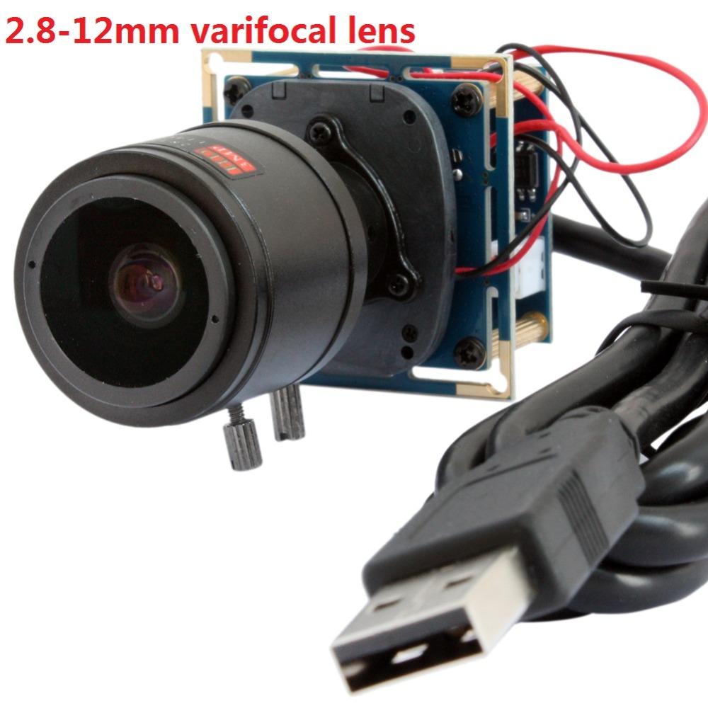 1920 1080p 30fps 60fps 120fps hd cmos OV2710 2 8 12mm varifocal cctv medical board usb