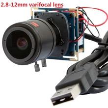 1080p mjpeg yuy2  micro  cmos color board camera  usb  cam module ELP-USBFHD01M-L36