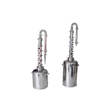 50L mini home stainless steel alcohol distiller