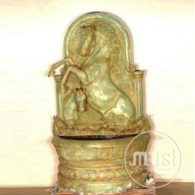 Bronze Horse Fountain, Bronze Horse Fountain Suppliers and ...