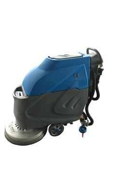 used floor scrubber machine