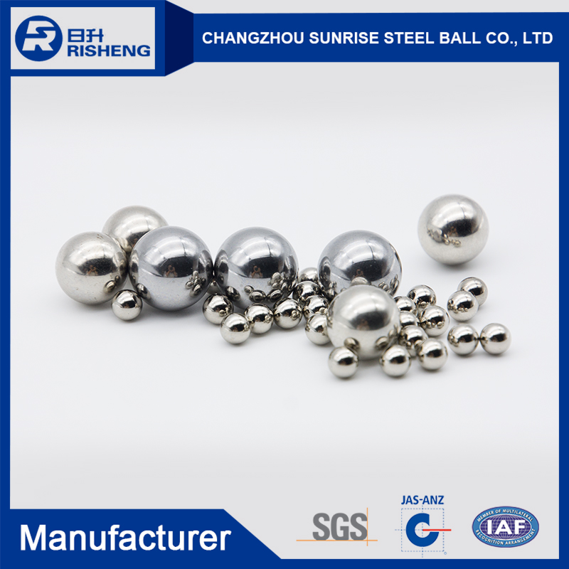 New brand 2017 10mm hot sale stainless steel balls for ball valve for wholesale