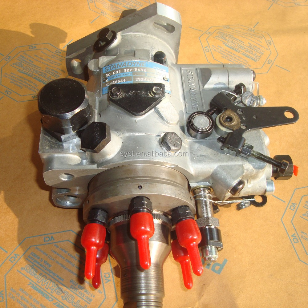 China Special Supply Stanadyne Engine Fuel Injection Pump 3934417 for Engine Fuel Systems
