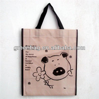 Custom snoopy shopping bag