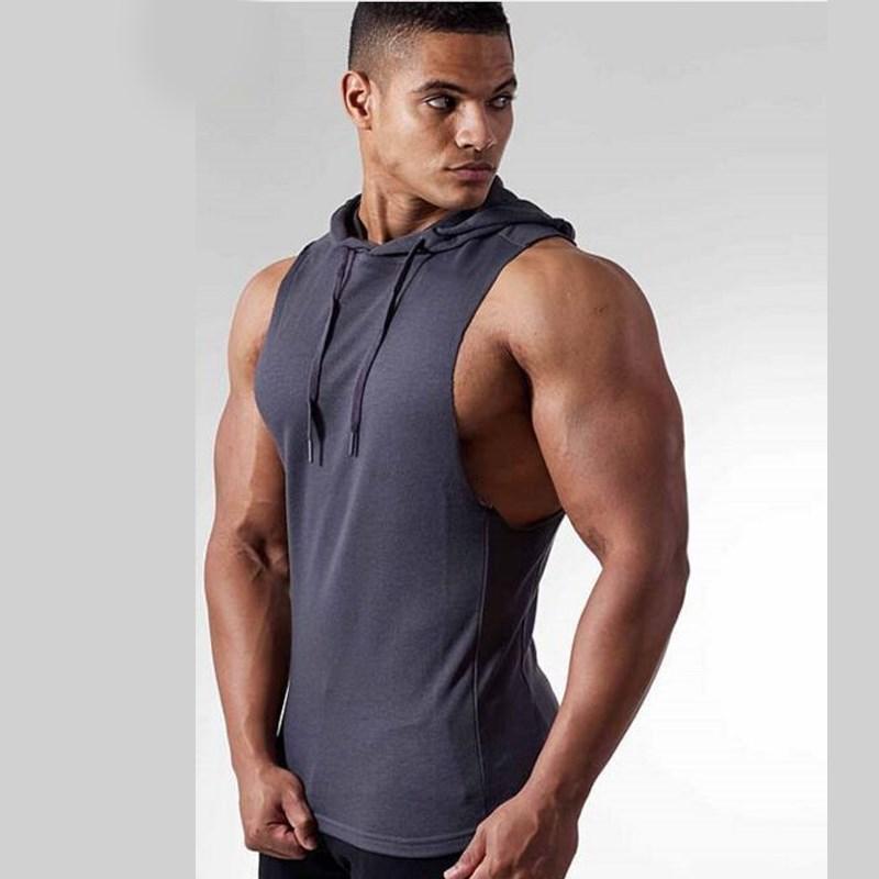 ef66236277f22 2017 Gym Men Custom Fitness Tank Top