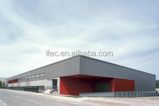 economical prefabricated building construction workshop