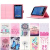 Cutom printed Cute Leather Case for iPad Mini 2, for iPad mini 2 leather stand case