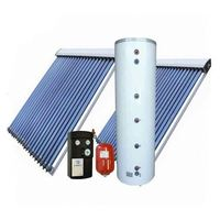 150L Factory Directly Sale Best Price Heat Pipe Split Pressure Solar Water Heater(Manufacturer)