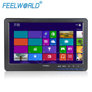 10.1'' lcd monitor Win7/Win8 support HDMI VGA input projected capacitive touch