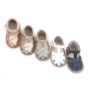 27f02bf6c3f4 Baby Leather Sandals