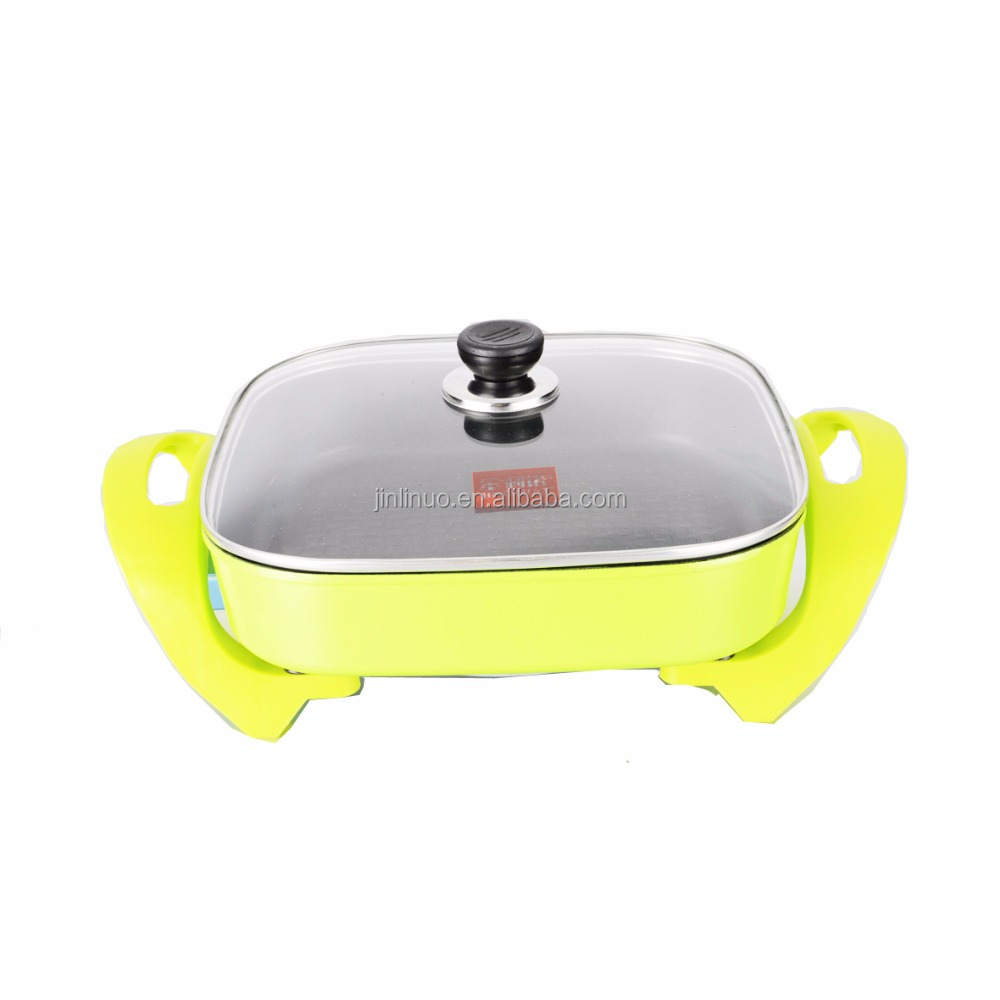 Square Electrical Frying Pan electric skillet